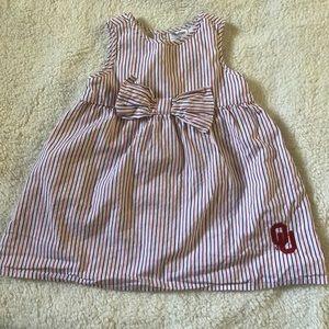 OU Dress/Bloomers
